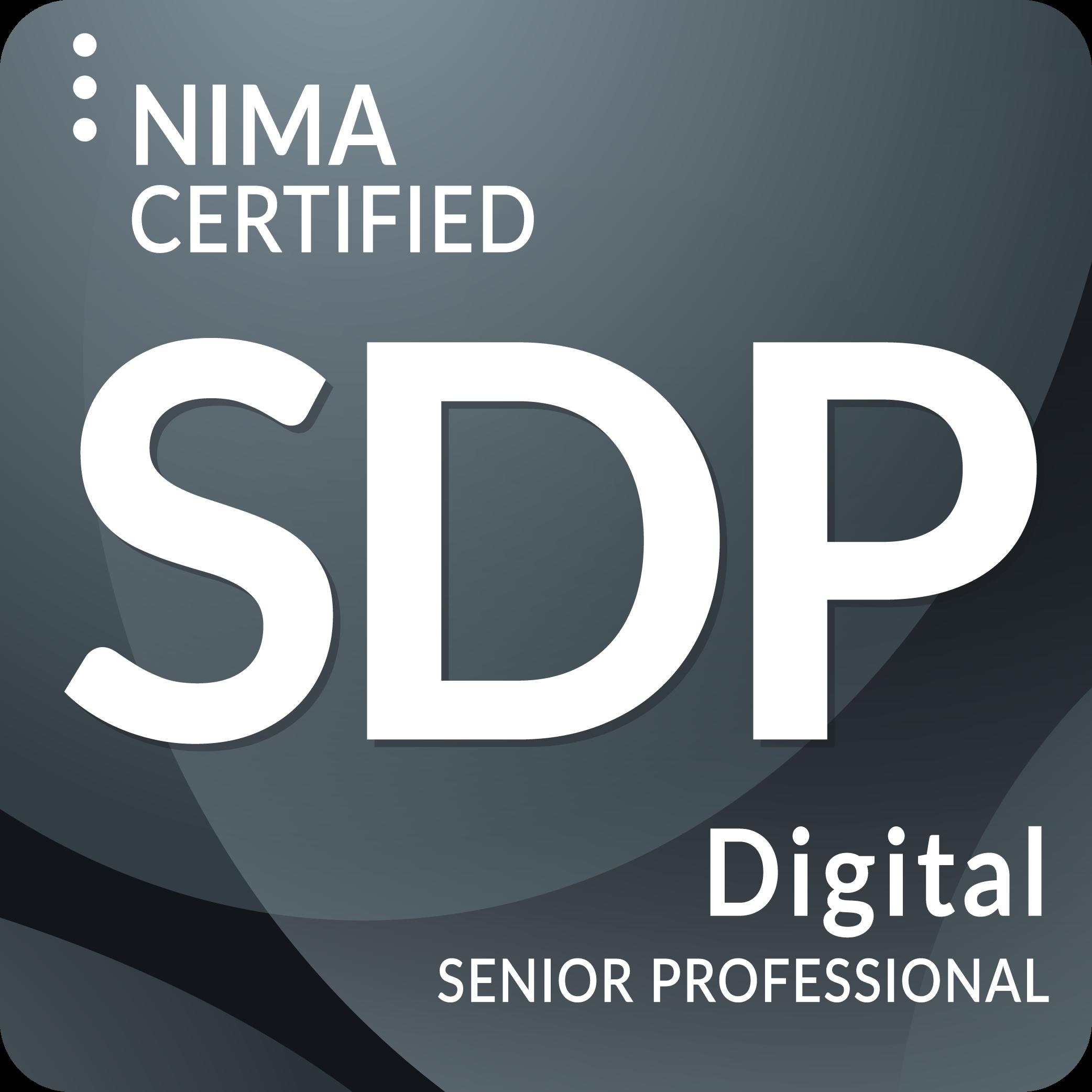 Senior Digital Professional - NIMA - Jessica Henneman